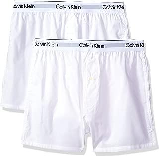 Underwear Modern Cotton Stretch Woven Boxers