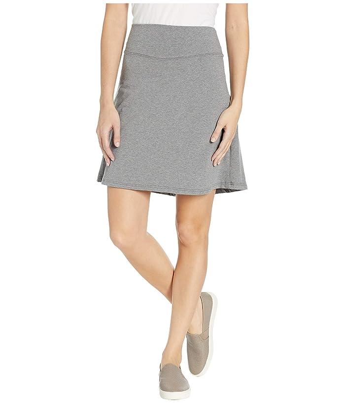 FIG Clothing Bel Skirt (Heather Grey) Women