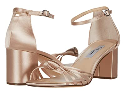 Nina Nidiah (Pearl Rose Crystal Satin) Women