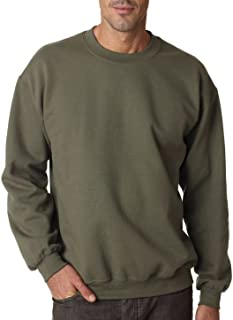 Fashion Gildan 18000 Adult Sweatshirt