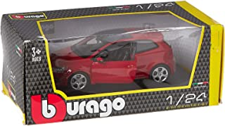 Bburago Volkswagen Polo Gti Mark 5124 - 3 Years and Above