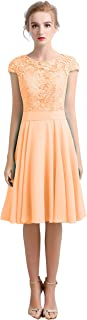 TalinaDress Womens Lace Chiffon Prom Gown Bridesmaid Dresses E102LF