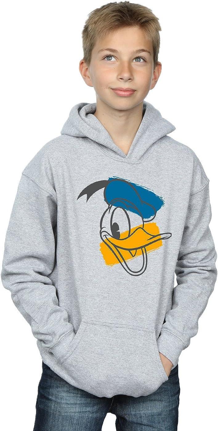 Disney Boys Donald Duck Head Hoodie