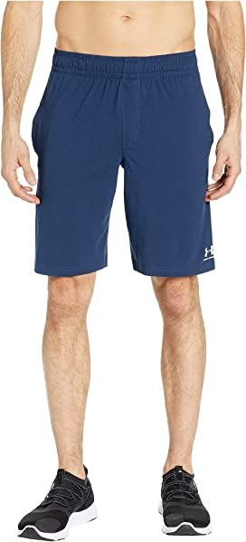 9fa8deb85 Under Armour. Woven Graphic Shorts. $30.00. Sportstyle Cotton Shorts