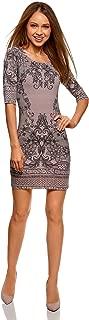 oodji Ultra Women's Bodycon Jersey Dress