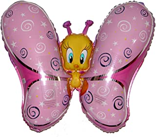 Fantastic Floatables Anti-Gravity Hovering Flying Floating TWEETY FAIRY BUTTERFLY 27 inch Toy Pet Balloon Party Favor