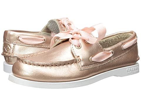 eaef7651e1010c Sperry Kids Authentic Original (Little Kid Big Kid) at Zappos.com