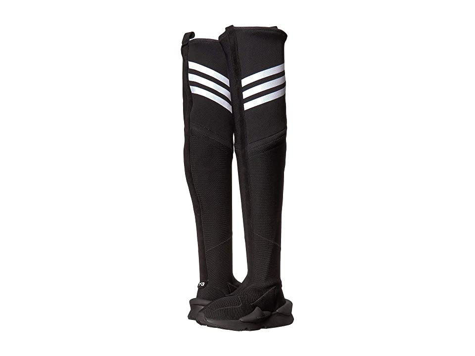 adidas Y-3 by Yohji Yamamoto Kaiwa Boot (Black/Black/Footwear White) Women