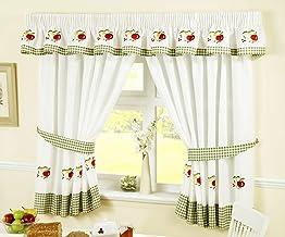 Amazon Co Uk Curtains For Kitchens
