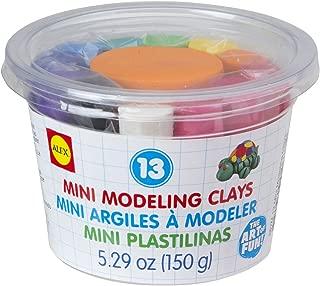 ALEX Toys Artist Studio Mini Modeling Clay Set