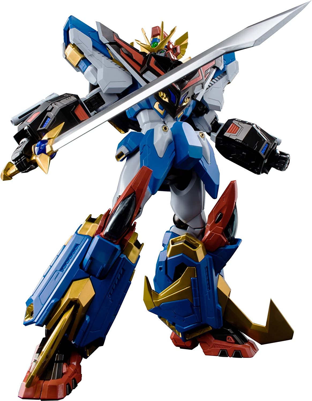 Gravion God Gravion Metamorforce Bari Ation Action Figure