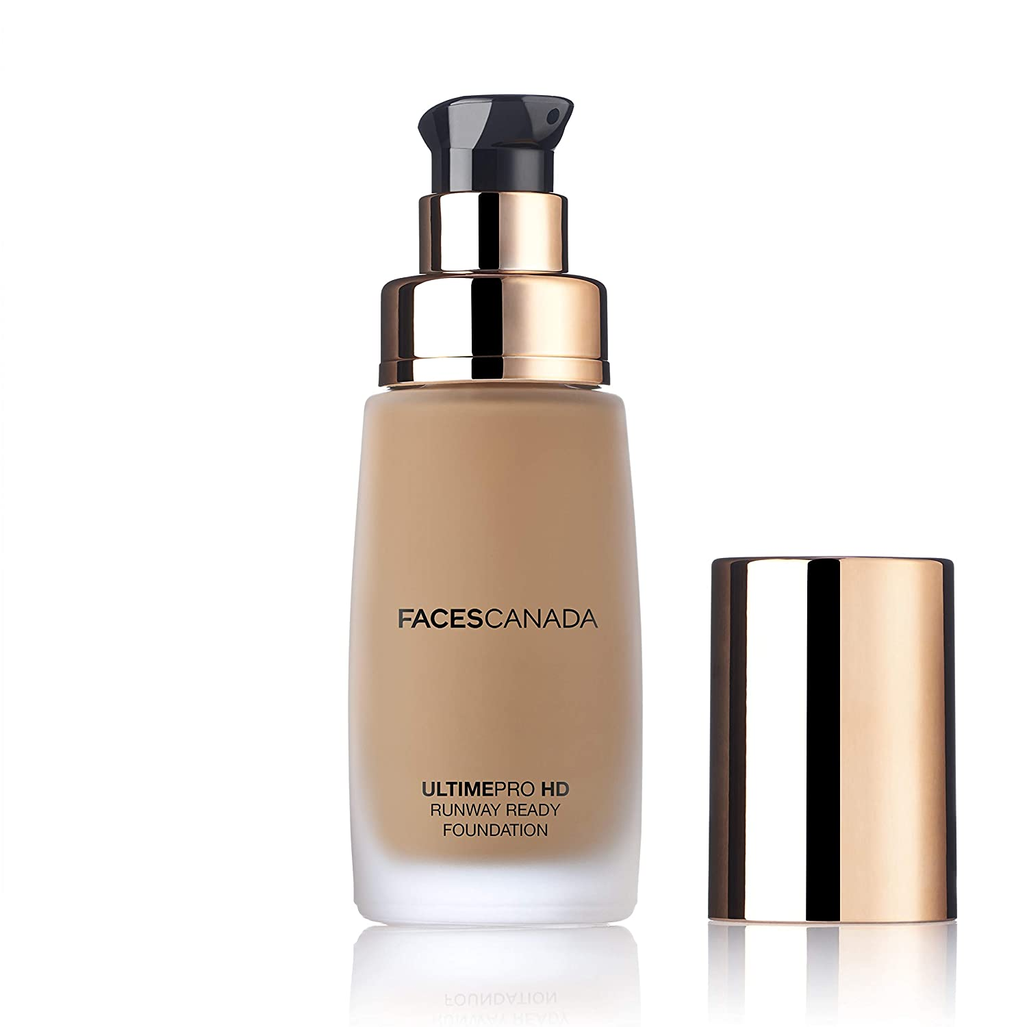 Faces Canada HD Runway Ready Super Bombing free shipping intense SALE Red Foundation Orange Go Extract