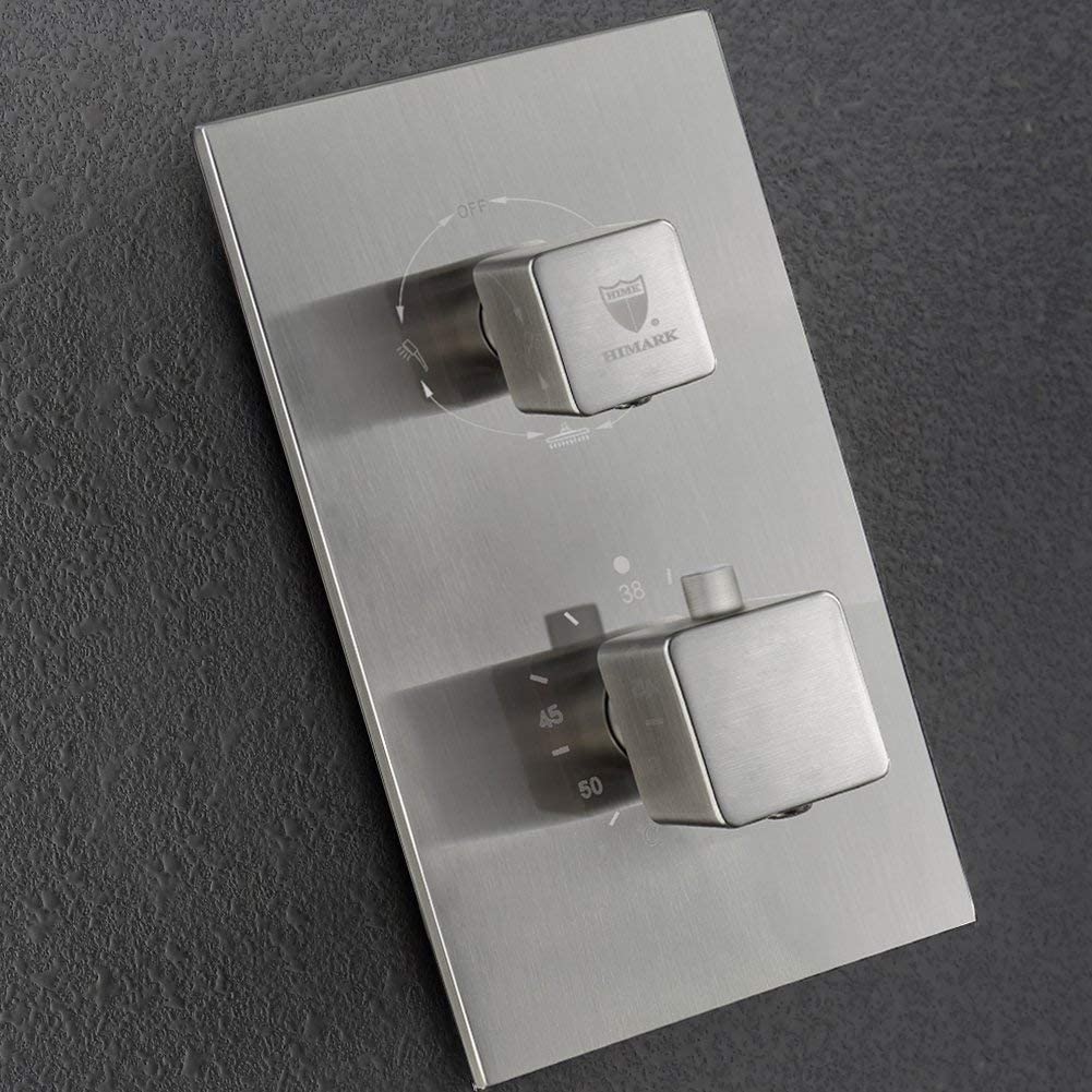 3-functions Louisville-Jefferson County Mall Ranking TOP9 thermostatic shower valve