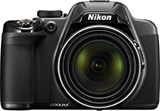 Nikon Coolpix P530 Digital Camera (Black) (Renewed)