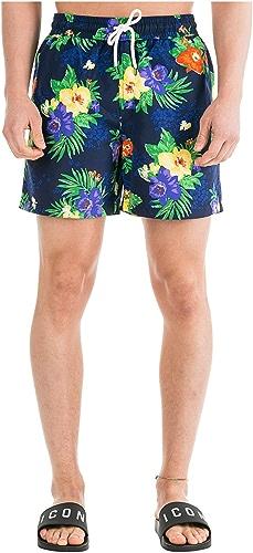 Ralph Lauren Floral-Print maillot de bain, Homme.