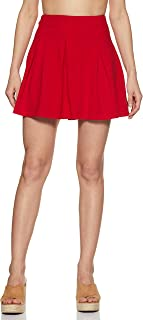 FabAlley Women's Pleated Skirt