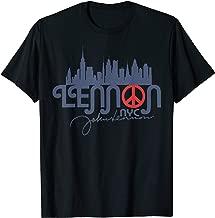 John Lennon - Peace, NYC T-Shirt