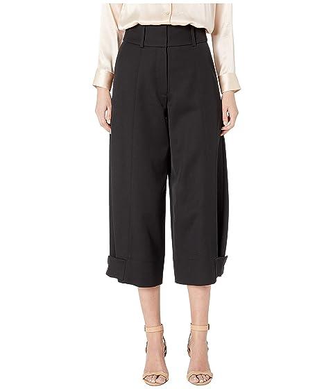 See by Chloe Trico Tine Adjustable Hem Trousers