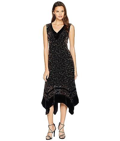 Nanette Lepore Aroma Dress (Black Multi) Women