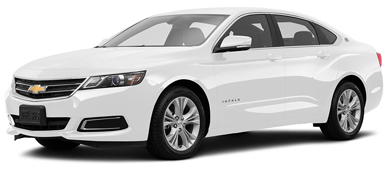 2016 Chevrolet Impala Cng 3Lt >> 2015 Chevrolet Impala Lt 4 Door Sedan Summit White