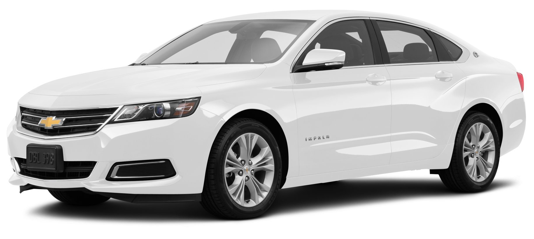 2016 Chevrolet Impala Cng 3lt >> 2015 Chevrolet Impala Lt 4 Door Sedan Summit White