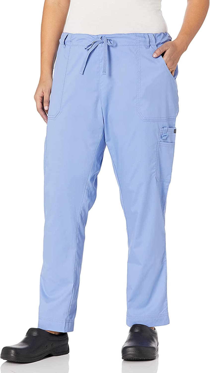 Directly Discount mail order managed store Carhartt Cross-Flex Boot Cut Scrub Pants S Extended 2XL Royal -