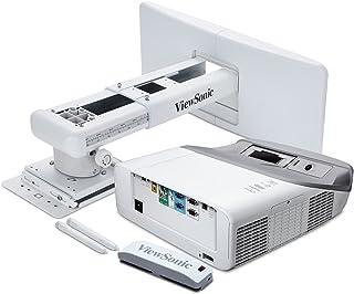ViewSonic 3300 Lumens WXGA HDMI Interactive Ultra Short Throw Projector - PS750W