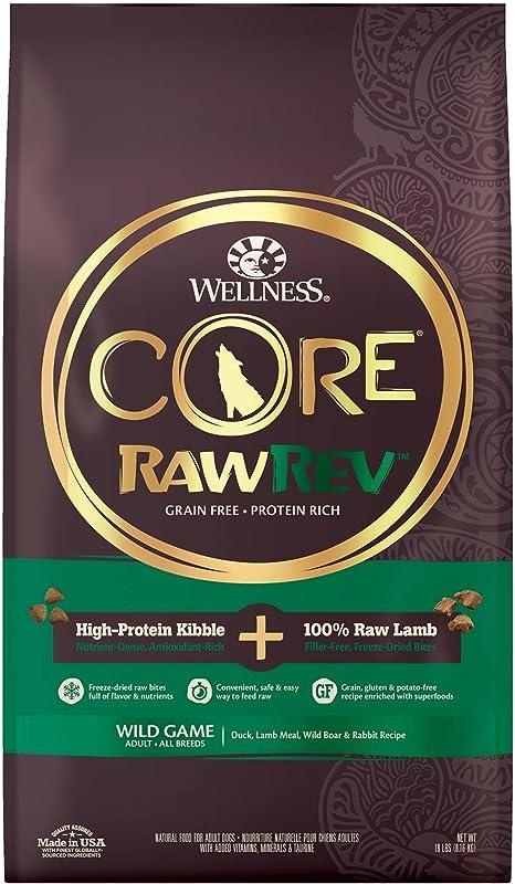 Wellness CORE Rawrev Natural Grain Free Dry Dog Food | Chewy
