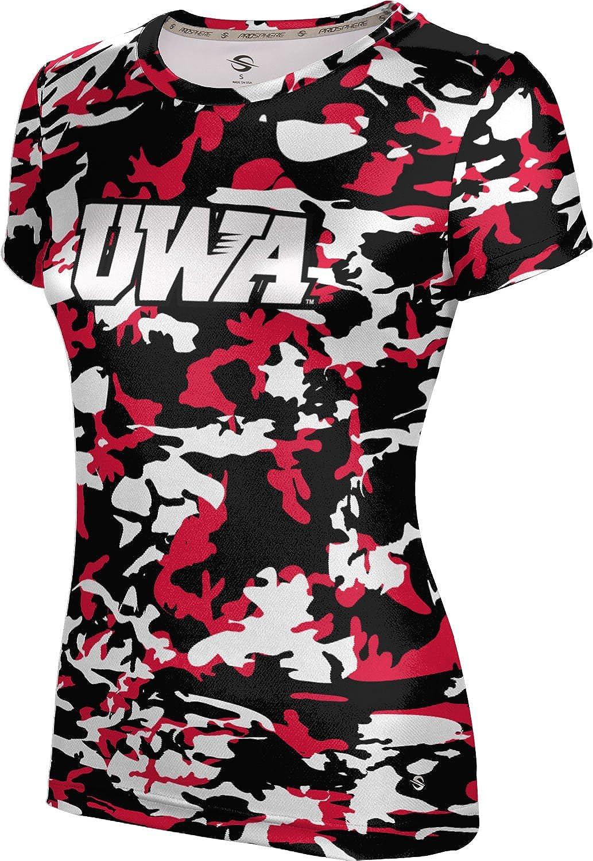 ProSphere University of West Alabama Girls' Performance T-Shirt (Camo)