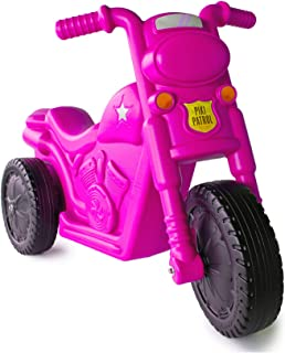 The Piki Piki Bike | Durable & Easy To Ride Toddler Bike, Made In The USA (Pink)