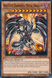 Best yugioh red eyes darkness metal dragon deck Reviews