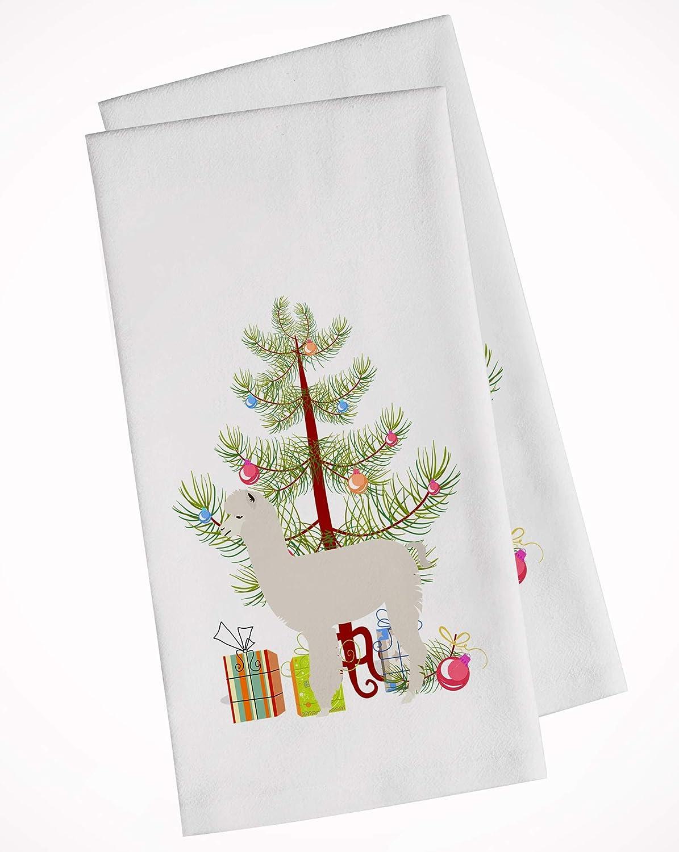 Sale item Alpaca Christmas White Ranking TOP20 Kitchen Set Towel of 2