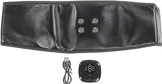 Cinturón de adelgazamiento Cómodo de usar Cinturón de abdomen de larga vida útil Diseño profesional Fácil de llevar para ejercicio Adelgazamiento Oficina en casa