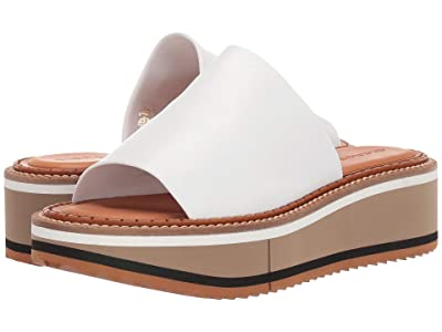 Clergerie Fast 3 (White Nappa) Women
