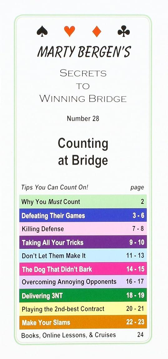 Counting at Bridge