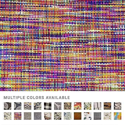 eLuxurySupply Fabric by The Yard - 100% Polyester Upholstery Sewing Fabrics - Fairyland Pattern
