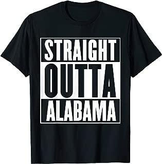straight outta alabama shirt