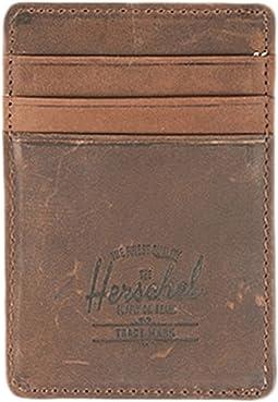 Herschel Supply Co. - Raven Leather