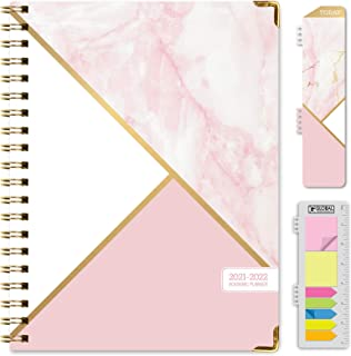 """$21 » HARDCOVER Academic Year 2021-2022 Planner: (June 2021 Through July 2022) 8.5""""x11"""" Daily Weekly Monthly Planner Yearly Agen..."""