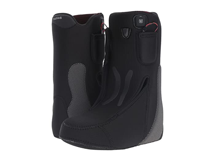Burton  Mens Toaster Snowboard Boot Liner (Black) Mens Cold Weather Boots