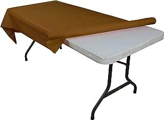 Best vinyl roll tablecloth Reviews