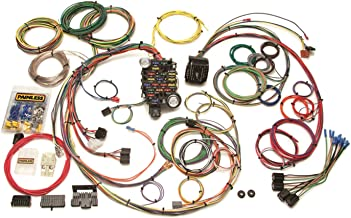 Painless 20102 Classic-Plus Customizable 1969-74 GM Muscle Car Chassis Harness (25 Circuits)