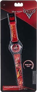 Disney Cars Boys Analog Dial Wristwatch - CS36506