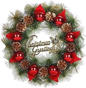 Black Temptation Christmas Wreaths Garlands Xmas Wreaths Door Wreaths Red
