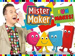 Mister Maker's Fun Makes!