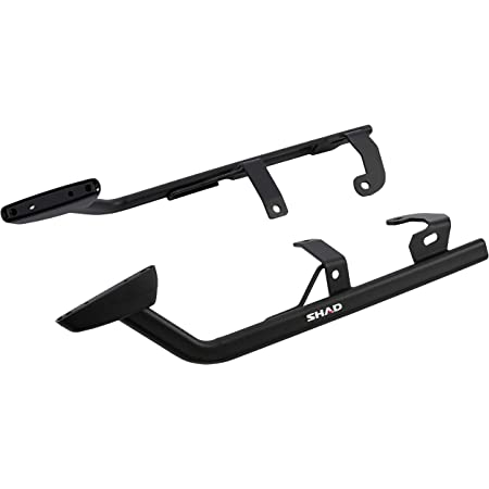 Shad H0nt74st Top Case Assembly Black Auto
