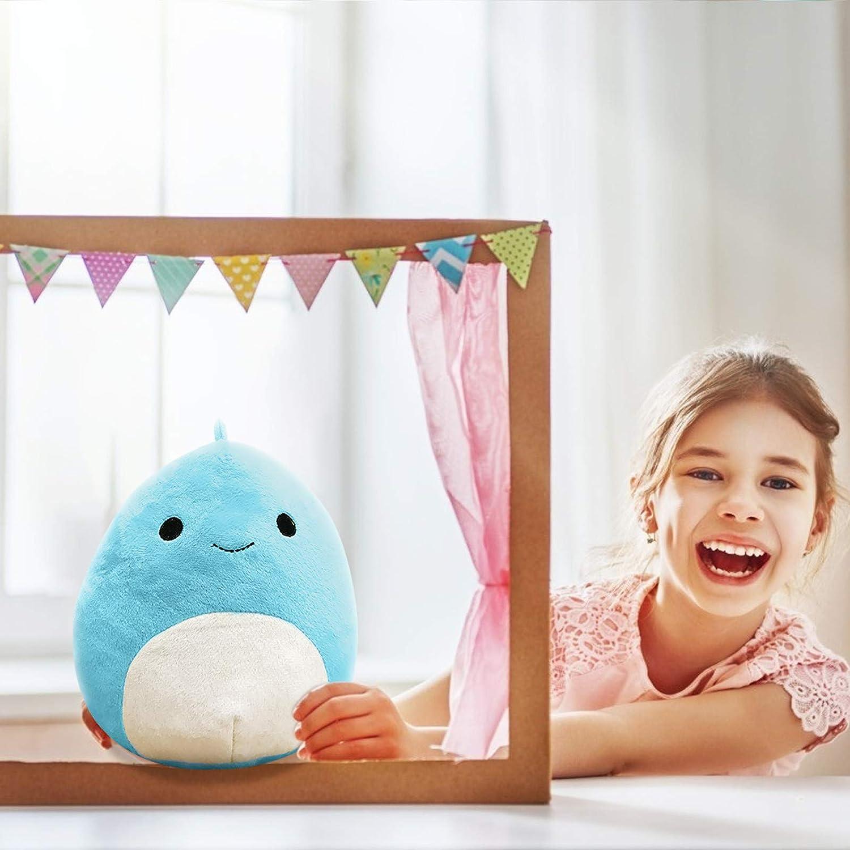 Blue-30CM Stuffed Animals Plush Toys Toddler Dinosaur Doll ...