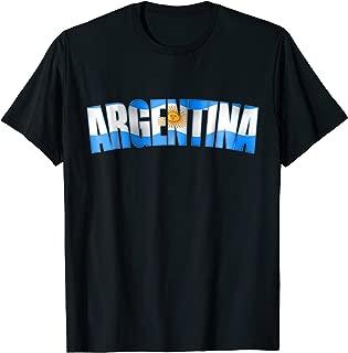 Argentina Flag TShirt