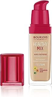 Bourjois Healthy Mix Anti-Fatigue Medium Coverage Liquid Foundation 55 Dark Beige, 30ml
