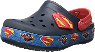 Crocs Kids' Crocband Superman Clog K